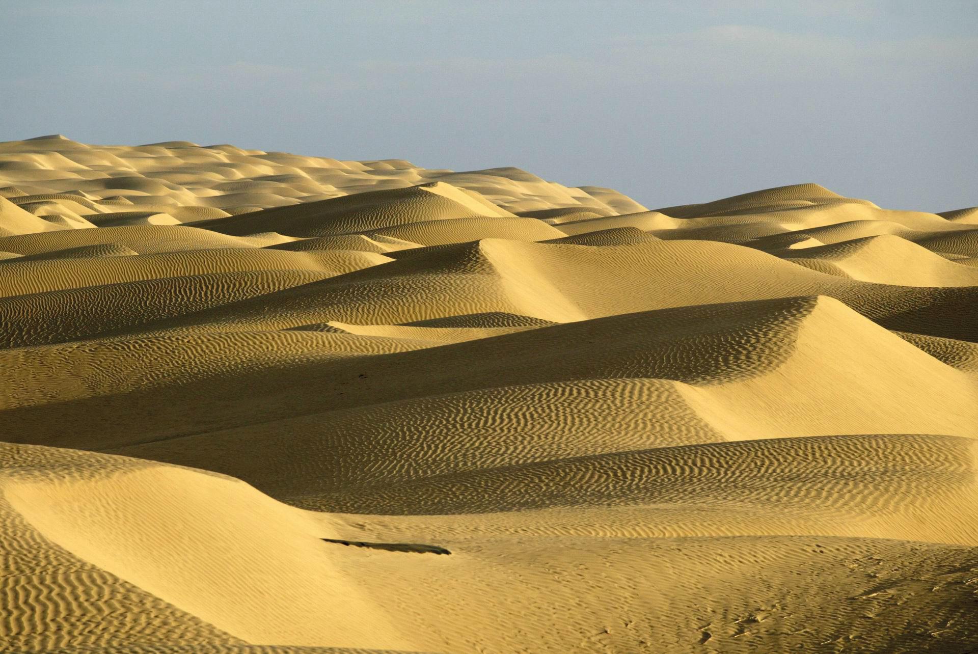 Gobi Desert China Tour