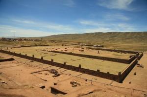 Tiwanaku Kalasasaya